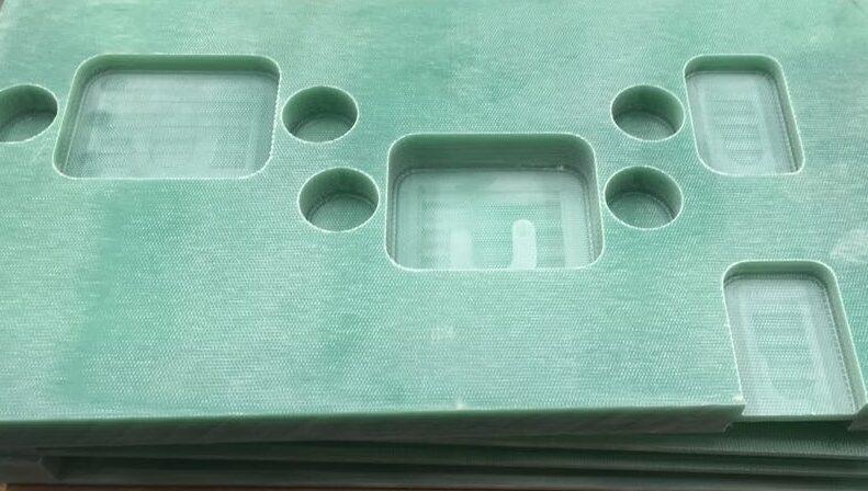 Lamiinado de Fibra de Vidrio y Epoxy G11